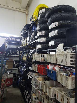 Tyre.....set promotion