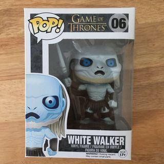 Funko Pop Game of Thrones White Walker