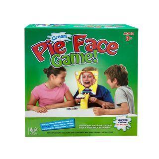 🚚 Pie Face