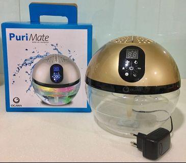 OGAWA Puri Mate Water Air Purifier Revitalizer
