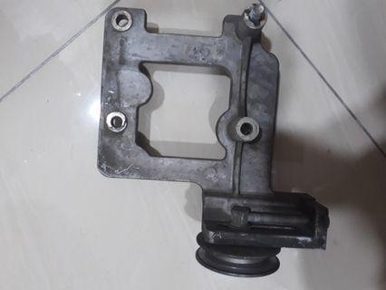 Tapak compressor aircond satria wira
