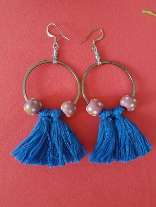 🚚 Tassel Earrings