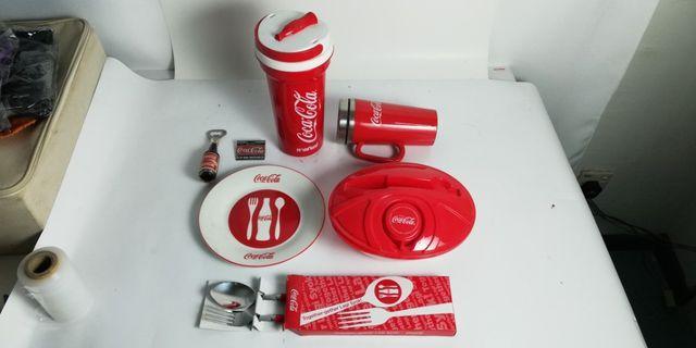 Coca cola coke collection lot set
