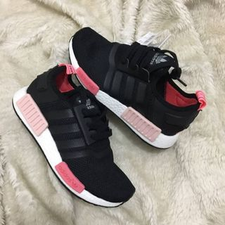 0b2ba6a1b317a Sepatu Adidas NMD Black Pink Women Premium Quality