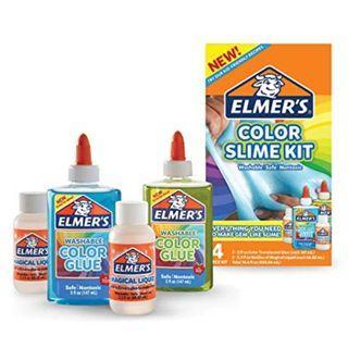 BNIB: Elmer's Color Slime Kit (2062237)