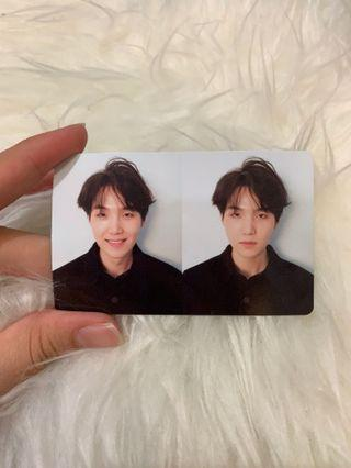 [WTT/WTS] OFFICIAL BTS LOVE YOURSELF TEAR YOONGI PC