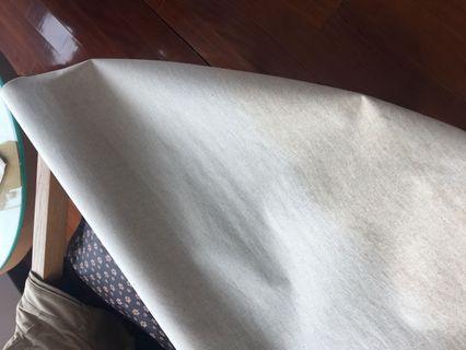 米黃色防水麻布 (免費)