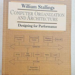 Computer Organization and Architecture Designing for Performance