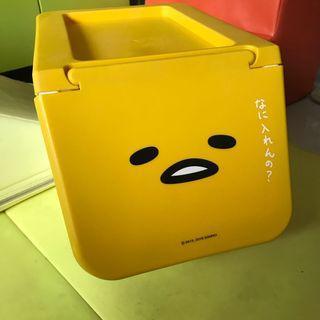 蛋黃哥儲物箱