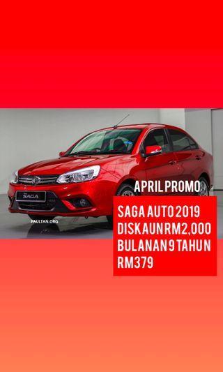 SAGA DISCOUNT APRIL 2019