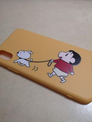 Cute iPhone rubber case