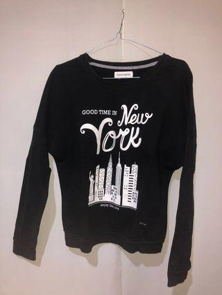 Sweater Good Time In New York Padini Authentic Original Kuala Lumpur