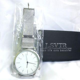⏰TIME SALE! LSVTR Silver Fashion Round Watch
