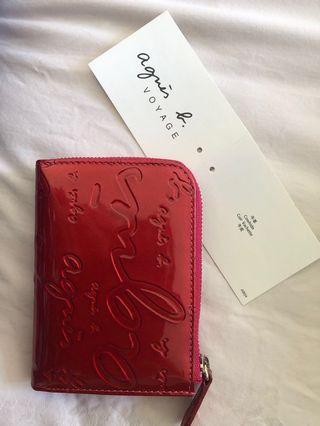 🚚 Agnes B wallet