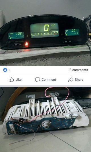 Meter digital Mazda Astina Eunos