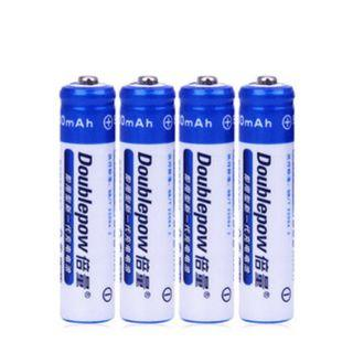Rechargeable battery AAA doublepow