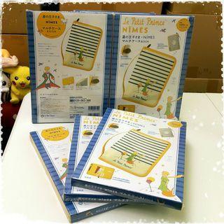 🚚 日本雜誌Le Petit Prince小王子護照包 錢包 證件套