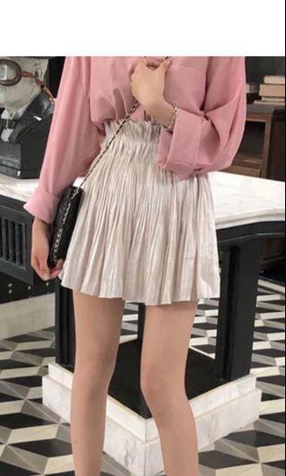 BN Pleated skirt