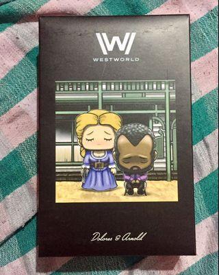 WestWorld Dolores & Arnold