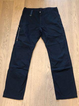 Uniform experiment 深藍size3