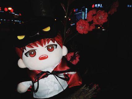 🚚 woojin doll dracula_jin 20cm