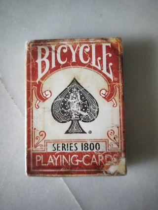 Bicycle Playing Cards (Series 1800)