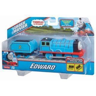 BNIB: Fisher Price Thomas & Friends TrackMaster, Motorized Edward Engine