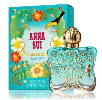 Anna Sui La Vie de Boheme 30ml 1oz / Romantica Exotica 50ml 1.7oz EDT