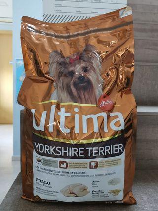 🚚 Ultima dried dog kibbles food