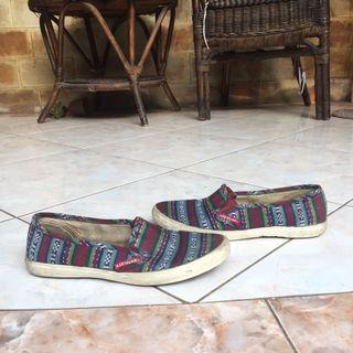 Airwalk Tribal Slip On