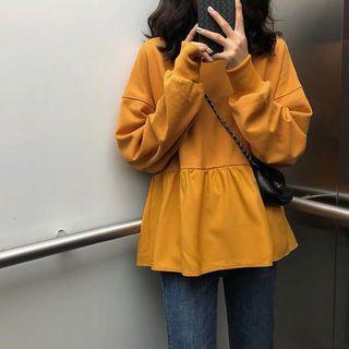 🚚 韓版小傘狀上衣