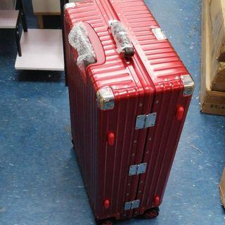 "Full aluminium luggage(new) 29 """