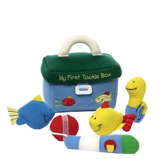 Baby Gund My 1st Tackle Box Playset  🐟🎣