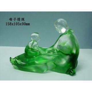 母子情深(王秀杞大師)158x90x105mm