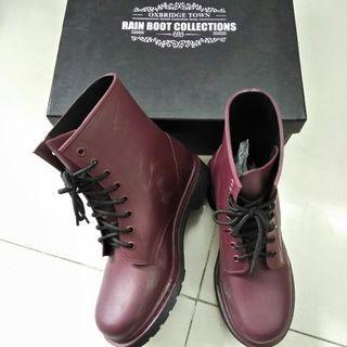 Oxbridge Town Ladies Rain boots 英國雨靴水鞋