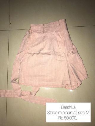 Stripe minipants