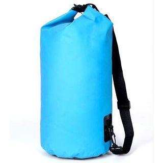 Waterproof water proof 15L Dry sack bag for water sports adventure outdoors