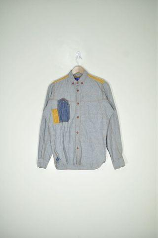 CDG - Junya Watanabe MAN - A/W2012 - Work Shirt