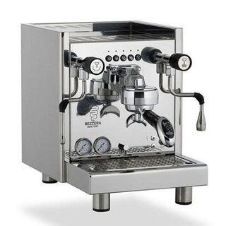 Bezzera BZ16 Espresso Machine & Mazzer Mini Coffee Grinder