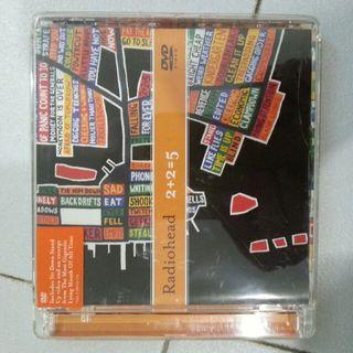 RADIO HEAD/DVD