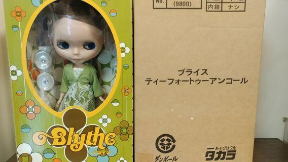 Takara 全新 日版 啡盒 Tea For Two encore 大B 100% new