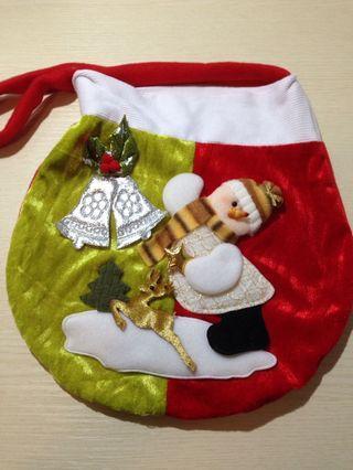 聖誕禮物袋