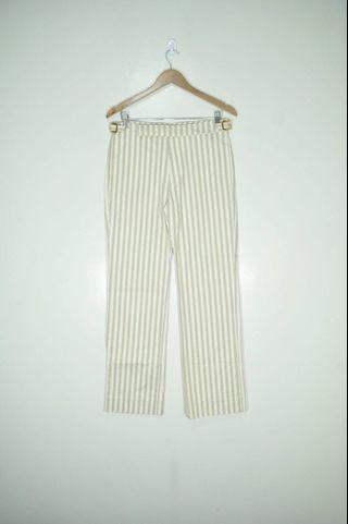Marni - Cotton Stripe Trousers