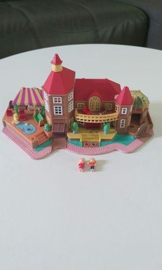 Vintage Polly Pocket Mansion