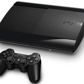PS3 SUPER SLIM OFW 500GB