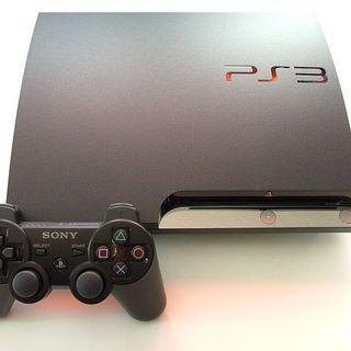 PS3 SLIM SERI 3000 OFW 160GB