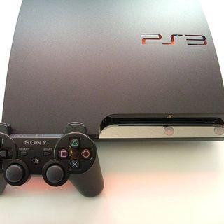 PS3 SLIM SERI 3000 OFW 250GB