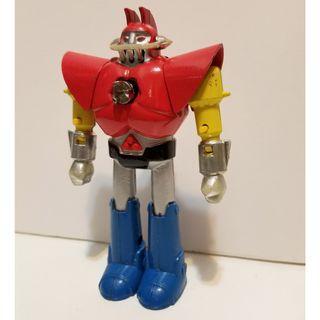 Bullmark 太保郎 太寶郎 超合金 有殘盒 中古品 Diapolon popy medicom evolution toys