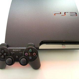 PS3 SLIM SERI 2000 CFW 120GB