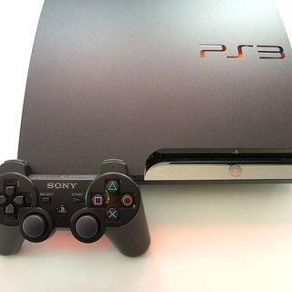 PS3 SLIM SERI 2000 CFW 160GB